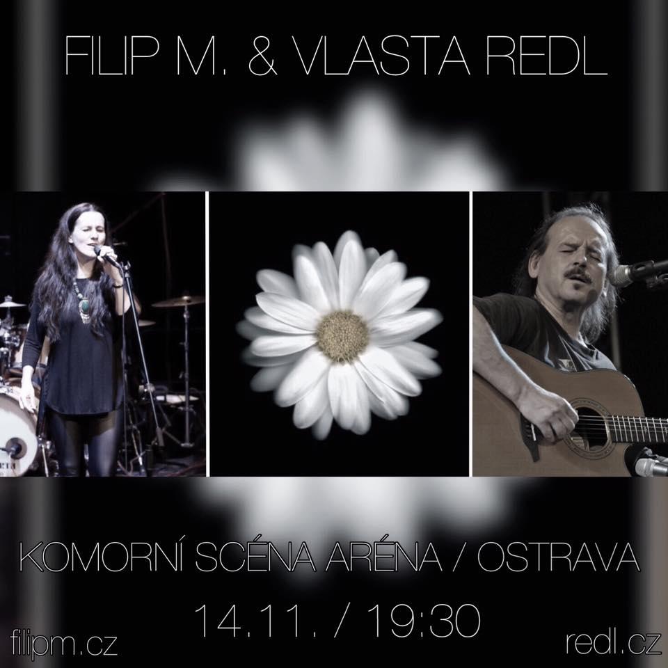 FILIP M. + VLASTA REDL / KSA